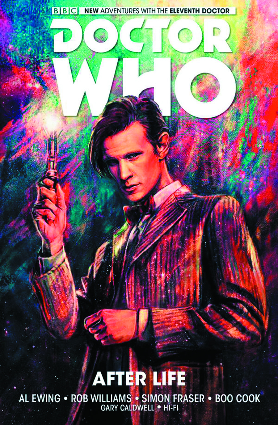 DOCTOR WHO 11TH TP VOL 01 AFTER LIFE
