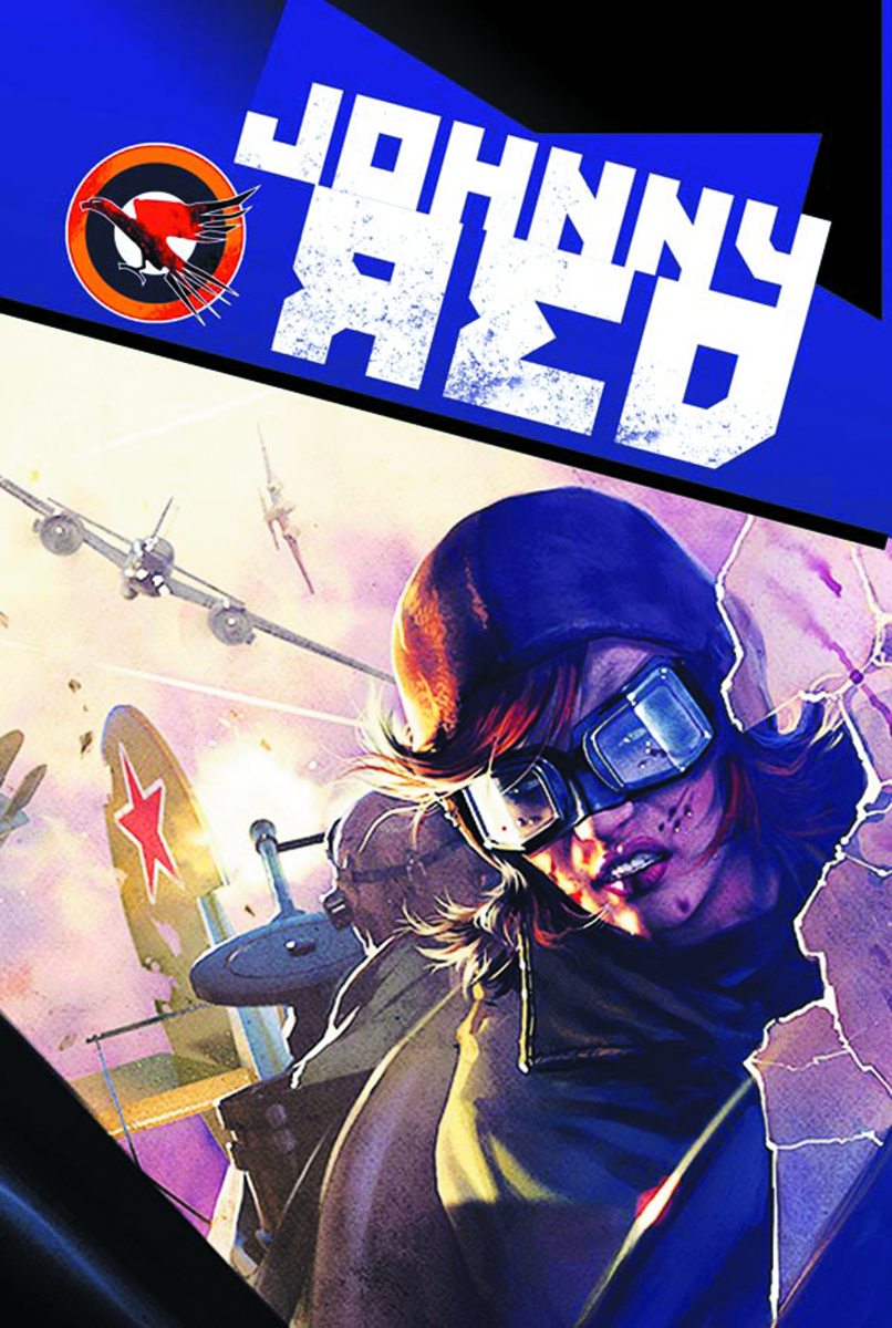 JOHNNY RED #3 (OF 8) SUBSCRIPTION RONALD