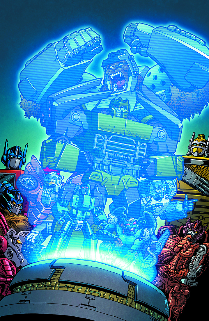 TRANSFORMERS TIMELINES #11 CYBERTRONS MOST WANTED