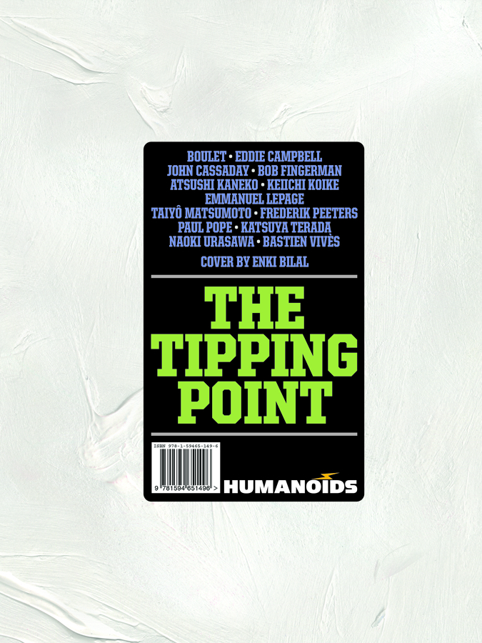 TIPPING POINT ULTRA DLX HC