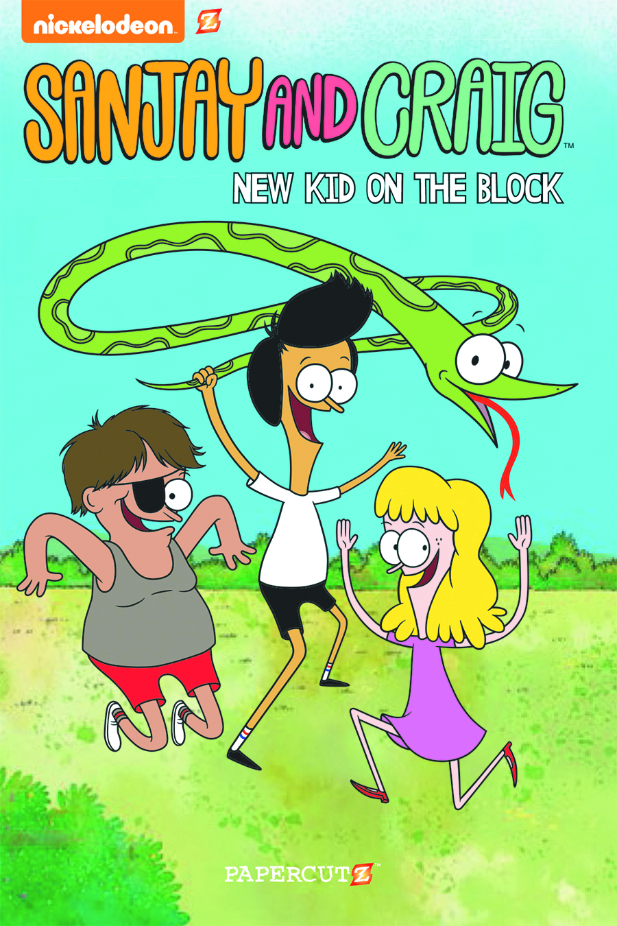 SANJAY AND CRAIG GN VOL 02 NEW KID ON THE BLOCK