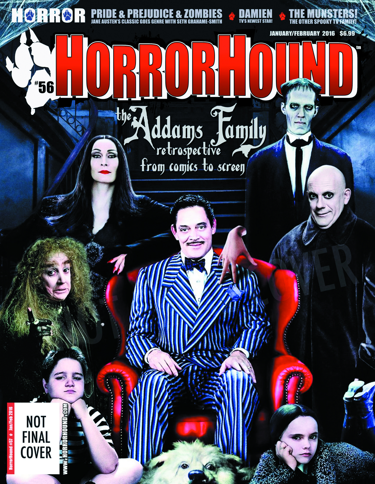 HORRORHOUND #57