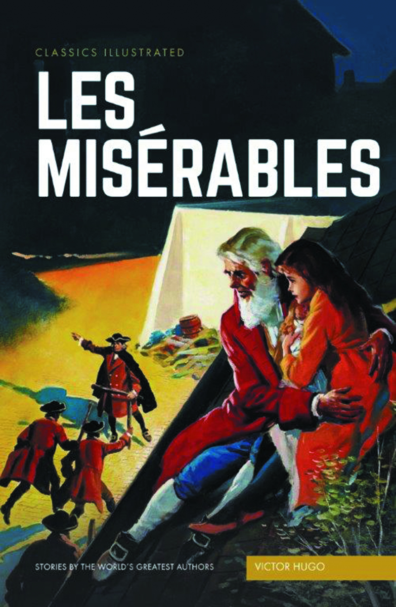 CLASSIC ILLUSTRATED TP LES MISERABLES