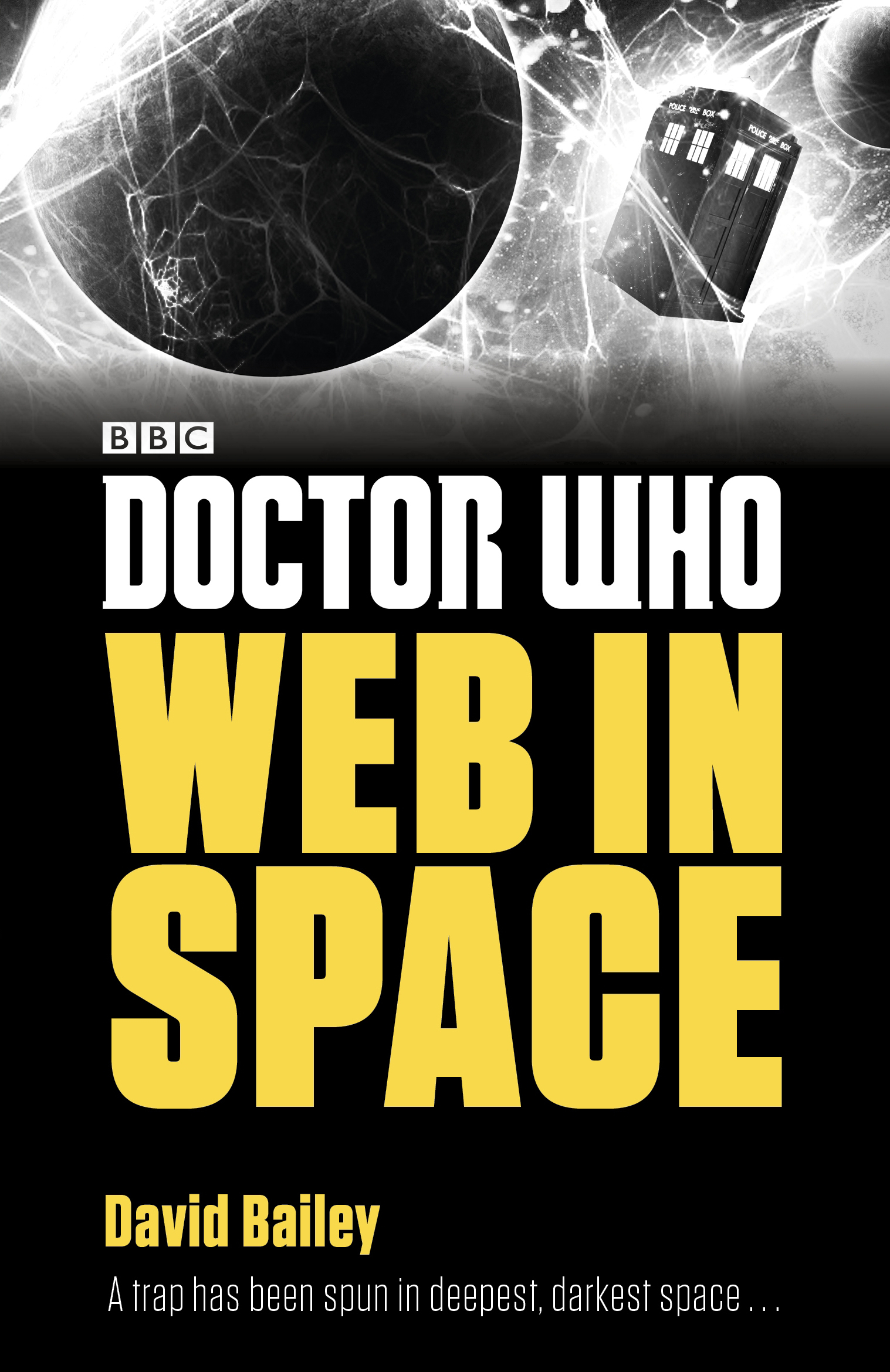 DOCTOR WHO WEB IN SPACE SC