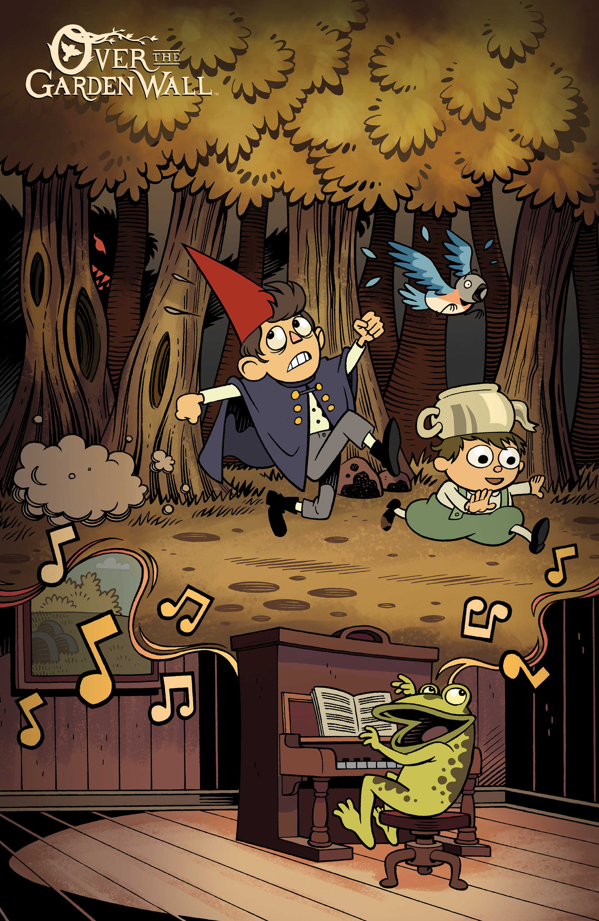 OVER THE GARDEN WALL #1 BCC EXCLUSIVE