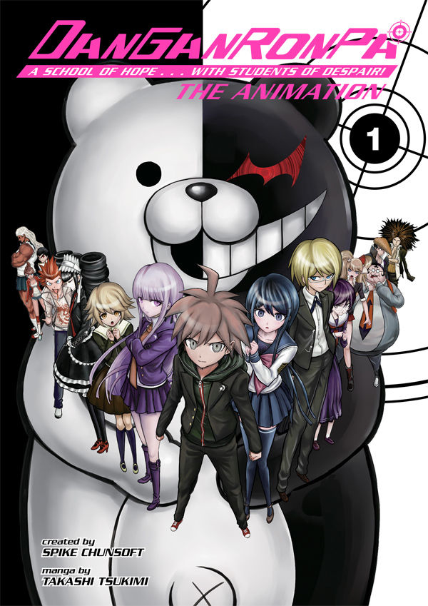 DANGANRONPA THE ANIMATION TP VOL 01 (NOV150092)
