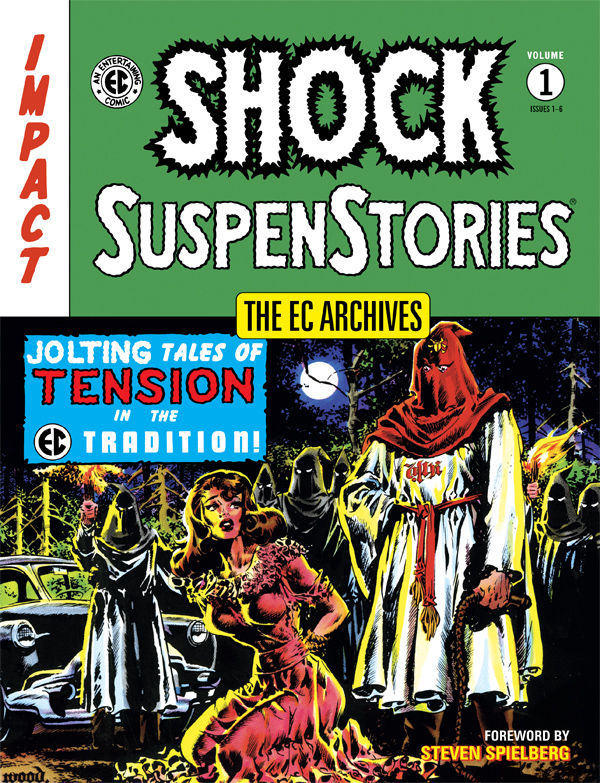 EC ARCHIVES SHOCK SUSPENSTORIES HC VOL 01 (NOV150059)