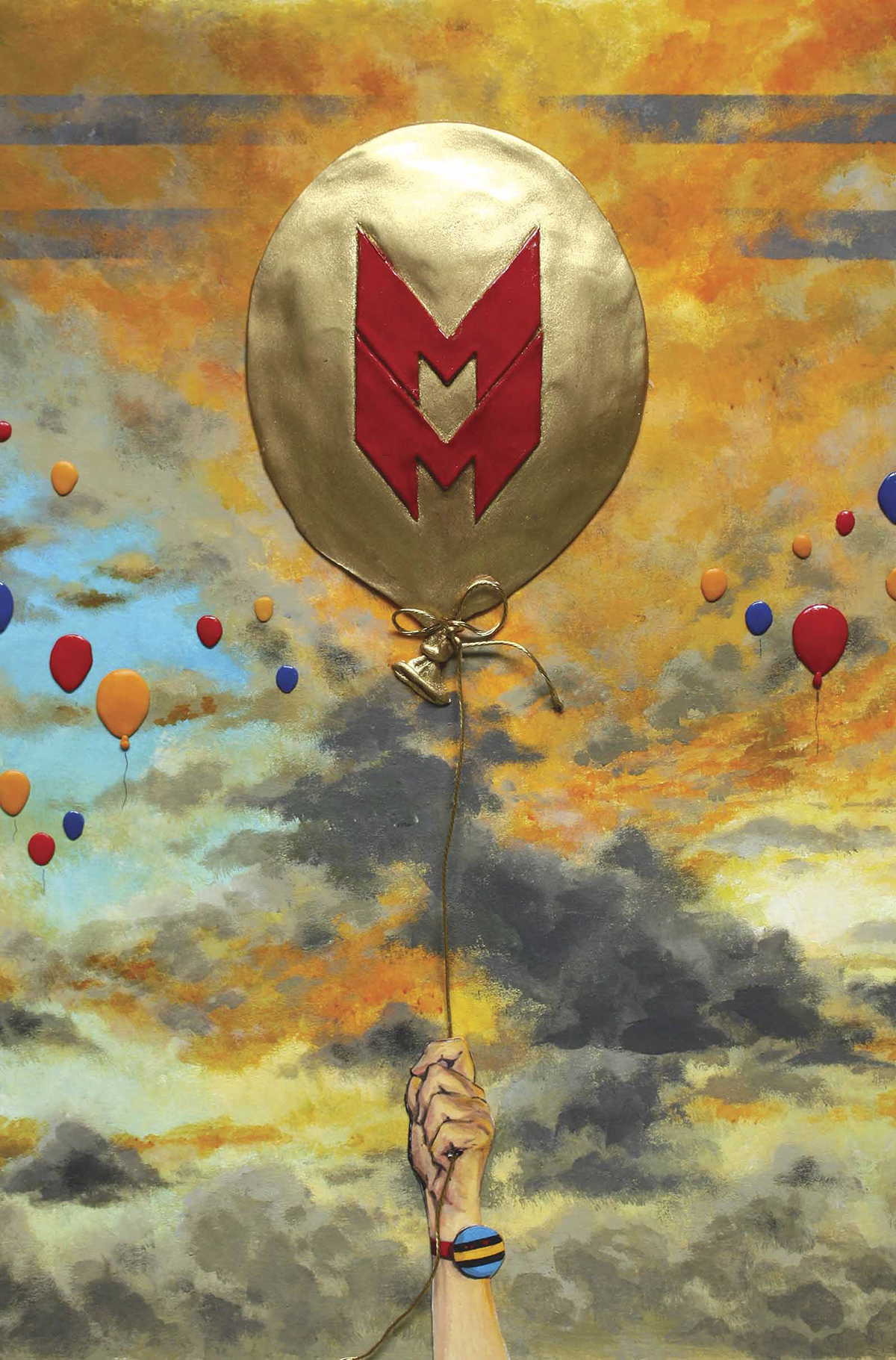 MIRACLEMAN BY GAIMAN AND BUCKINGHAM #6