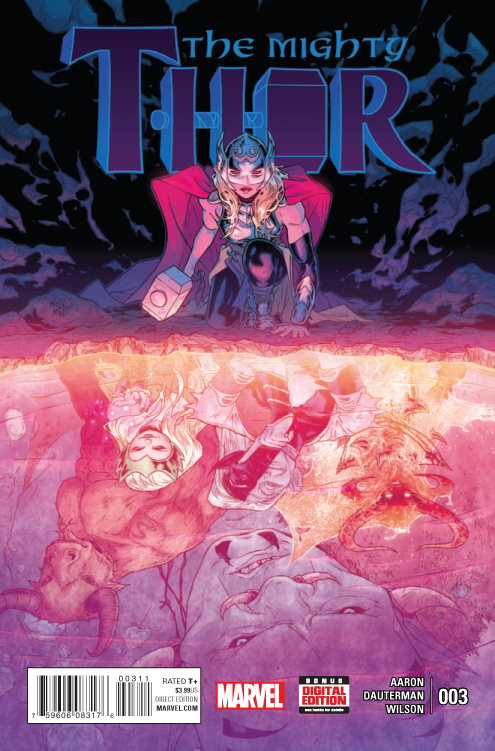 MIGHTY THOR #3