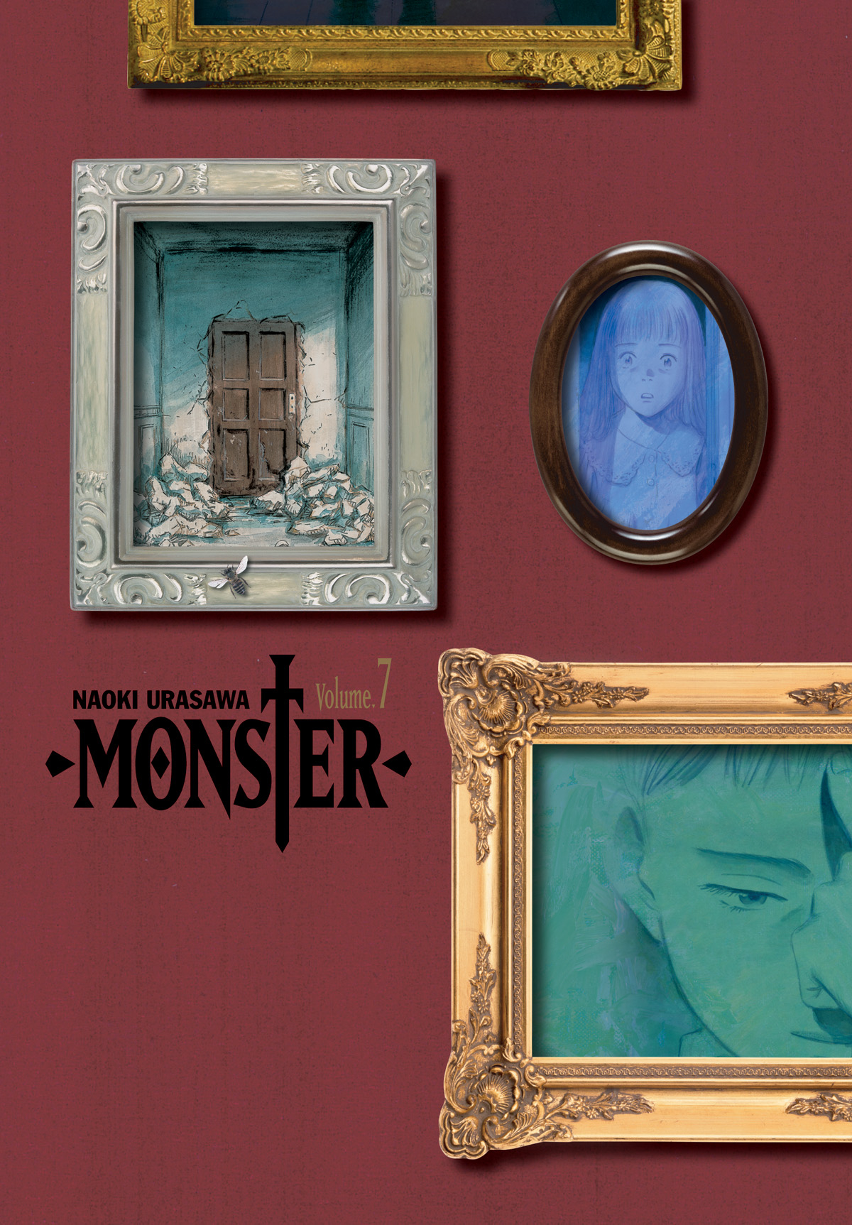 MONSTER TP VOL 07 PERFECT ED URASAWA