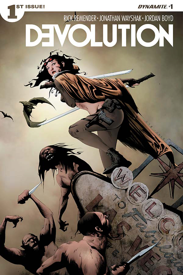 (USE DEC158486) DEVOLUTION #1 (OF 5) CVR A LEE