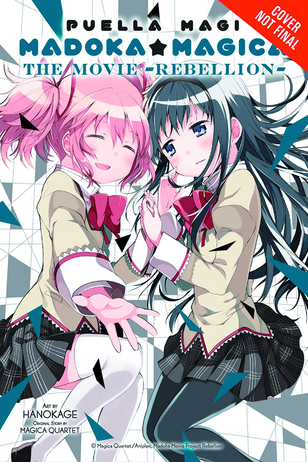 PUELLA MAGI MADOKA MAGICA MOVIE REBELLION GN VOL 03