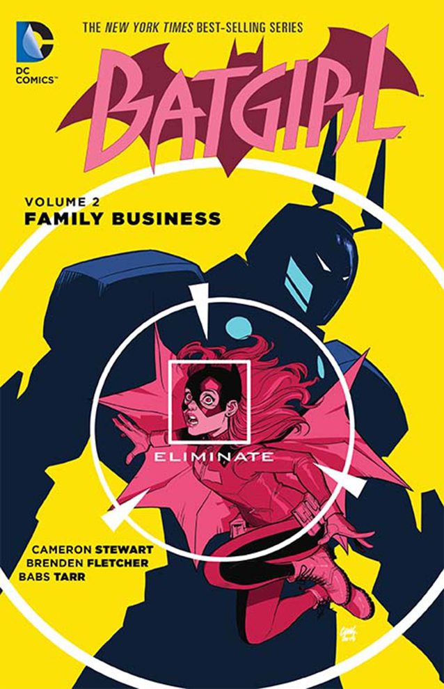 BATGIRL TP VOL 02 FAMILY BUSINESS (#41-45+)