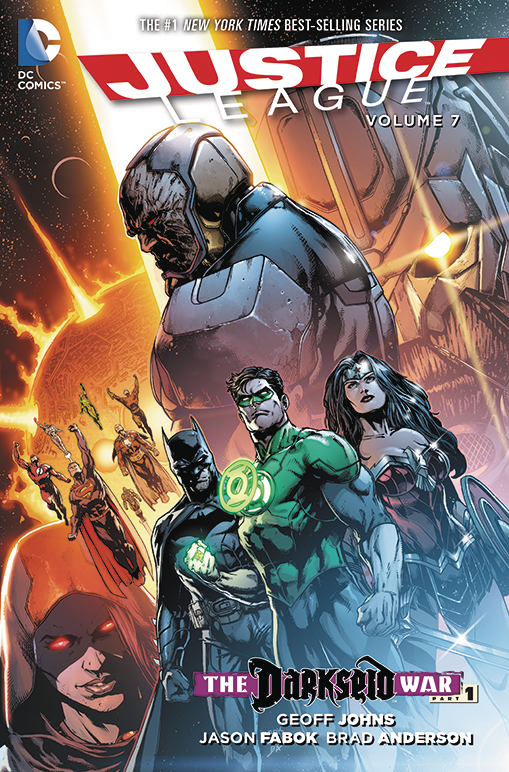 JUSTICE LEAGUE HC VOL 07 DARKSEID WAR PART 1