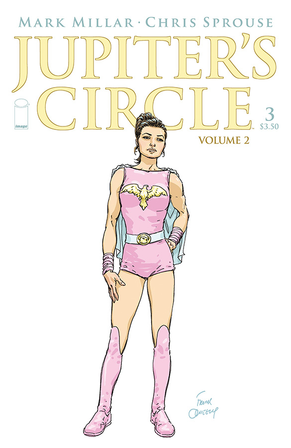JUPITERS CIRCLE VOL 2 #3 (OF 6) CVR B QUITELY