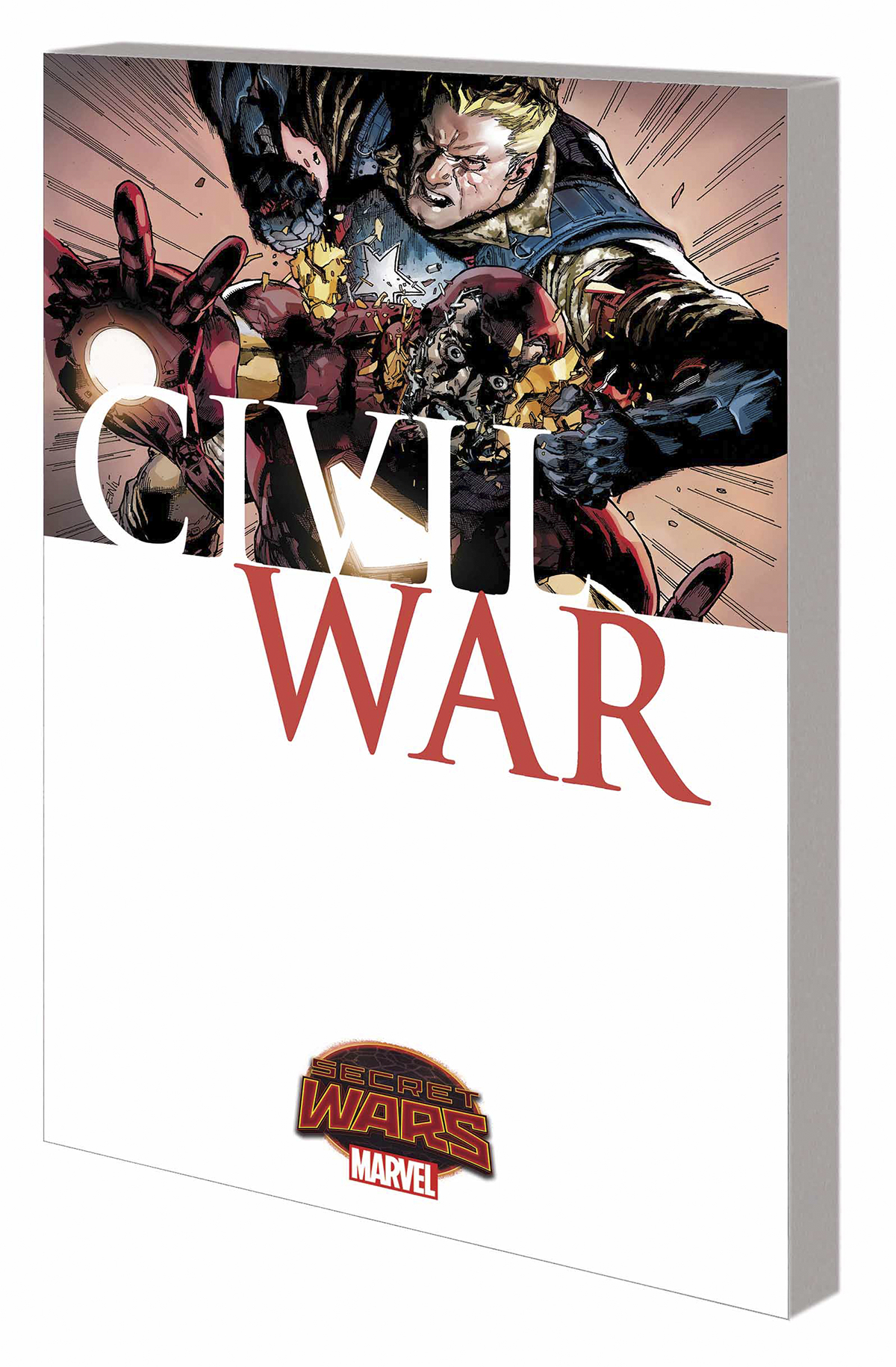 CIVIL WAR WARZONES TP