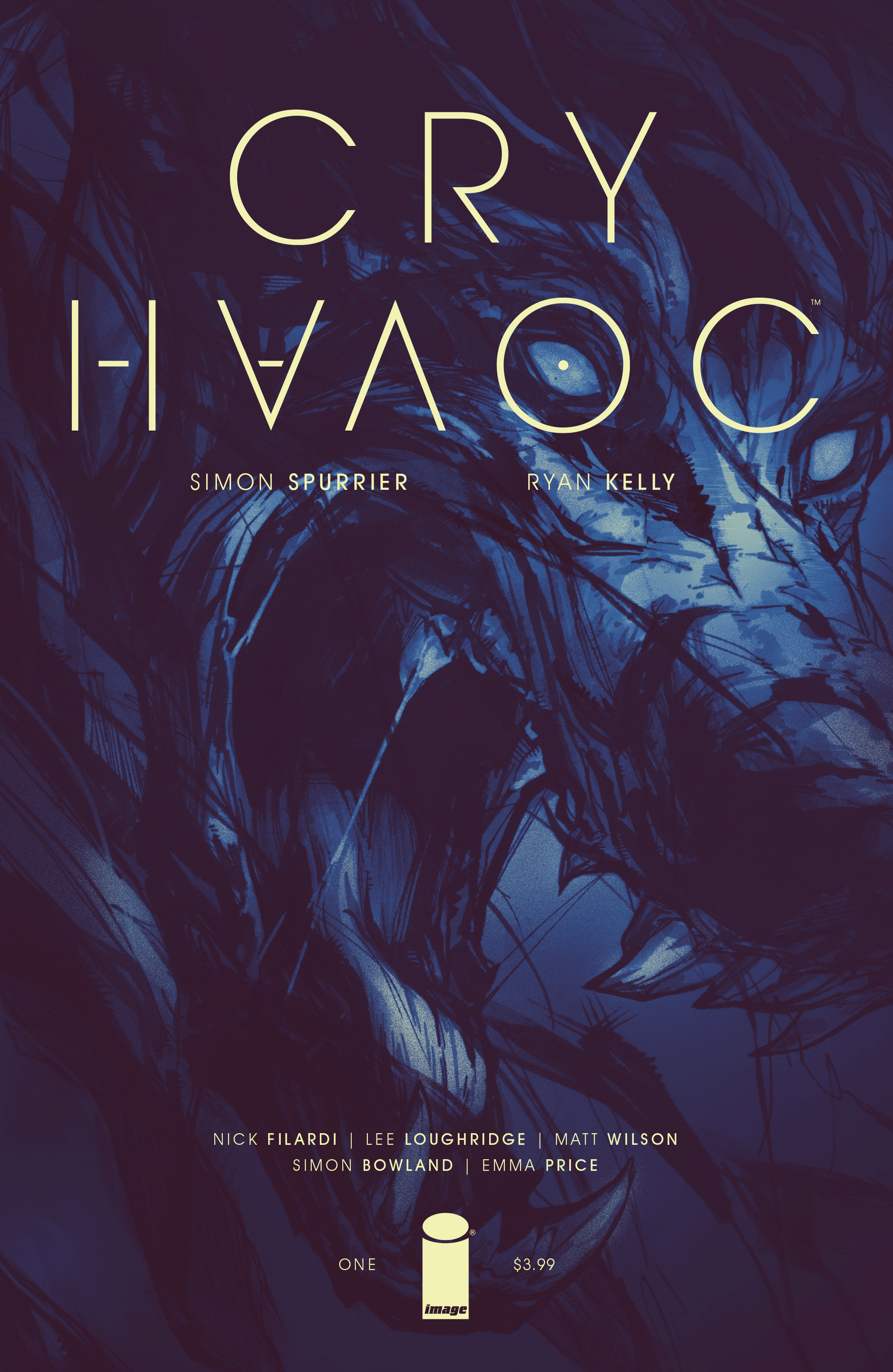 CRY HAVOC #1 CVR A KELLY & PRICE