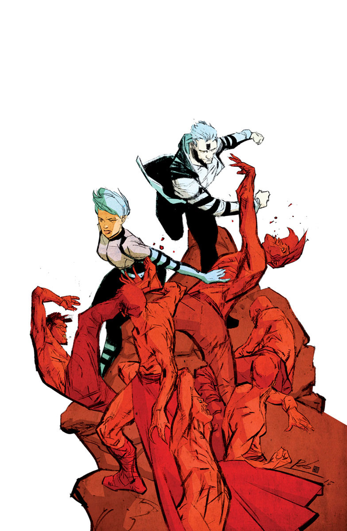 DR MIRAGE SECOND LIVES #2