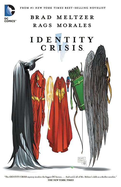 IDENTITY CRISIS TP NEW EDITION