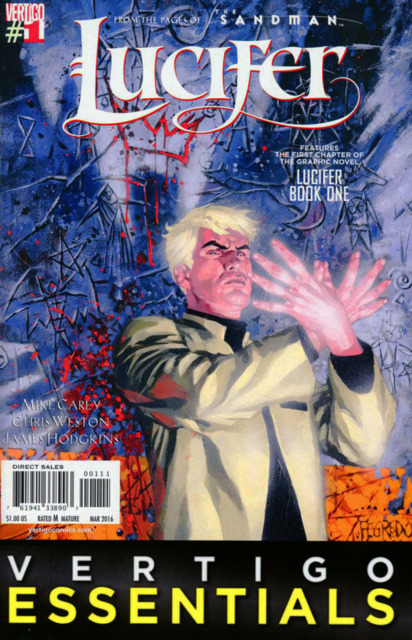 LUCIFER #1 SPECIAL EDITION