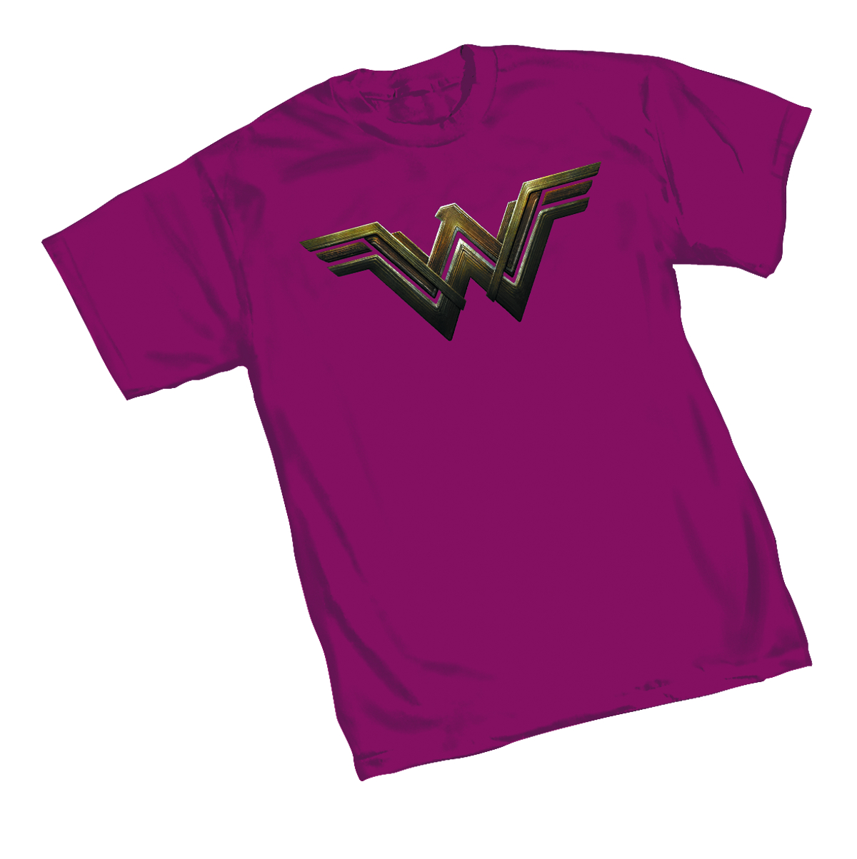 B V S WONDER WOMAN SYMBOL T/S XL
