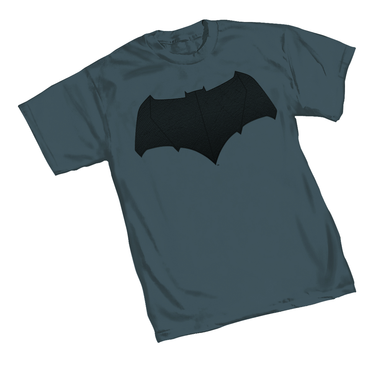 B V S BATMAN SYMBOL WOMENS T/S XL