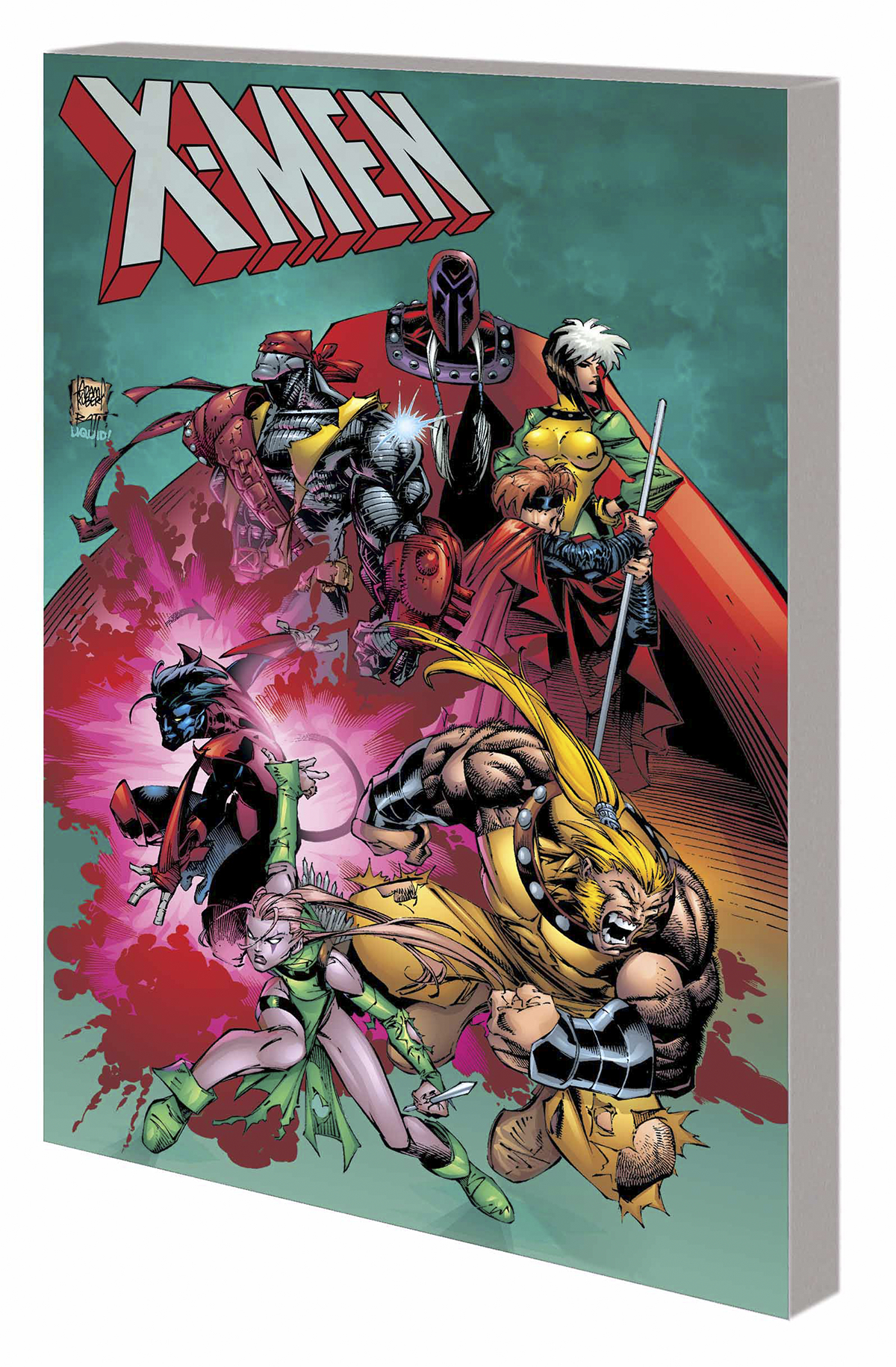 X-MEN TP AGE OF APOCALYPSE DAWN
