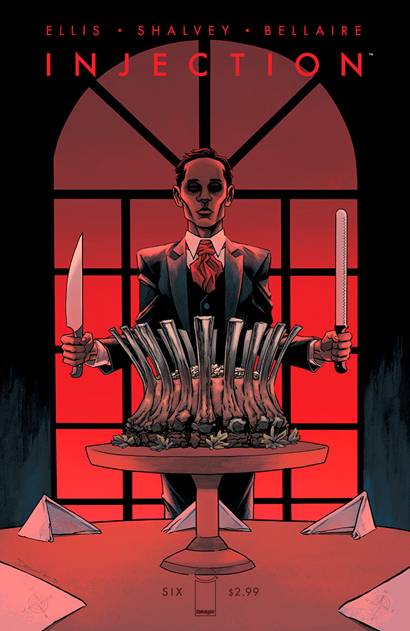 INJECTION #6 CVR A SHALVEY & BELLAIRE