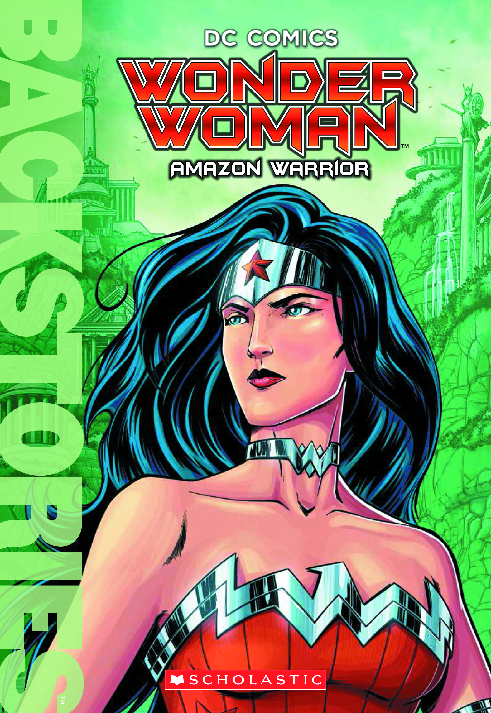 WONDER WOMAN AMAZON WARRIOR YR SC