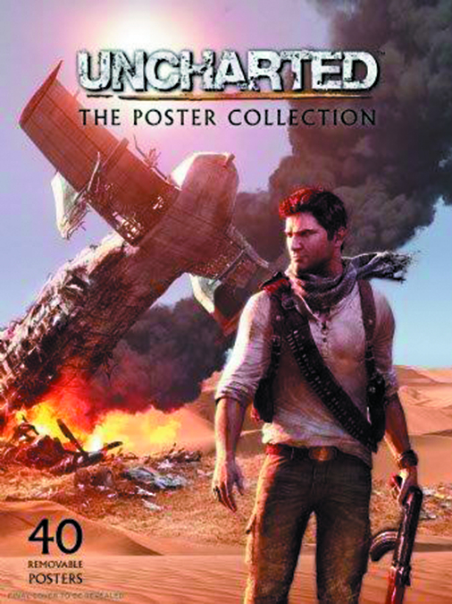 UNCHARTED POSTER COLLECTION