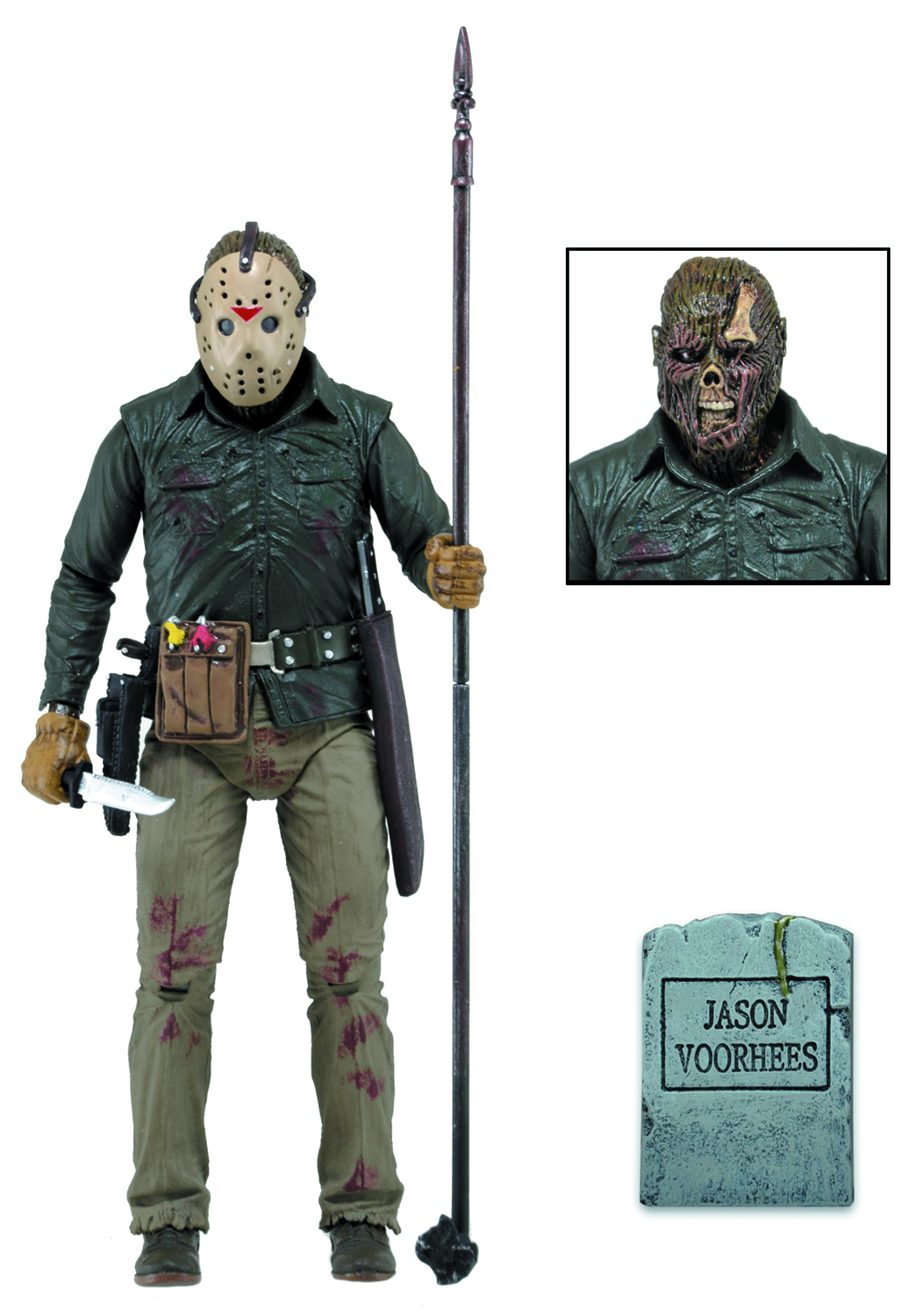 FRIDAY THE 13TH PT 6 JASON 7IN ULT AF