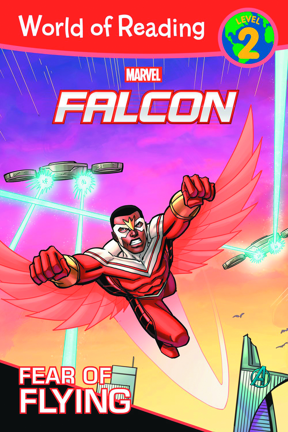 FALCON FEAR OF FLYING WORLD OF READING SC