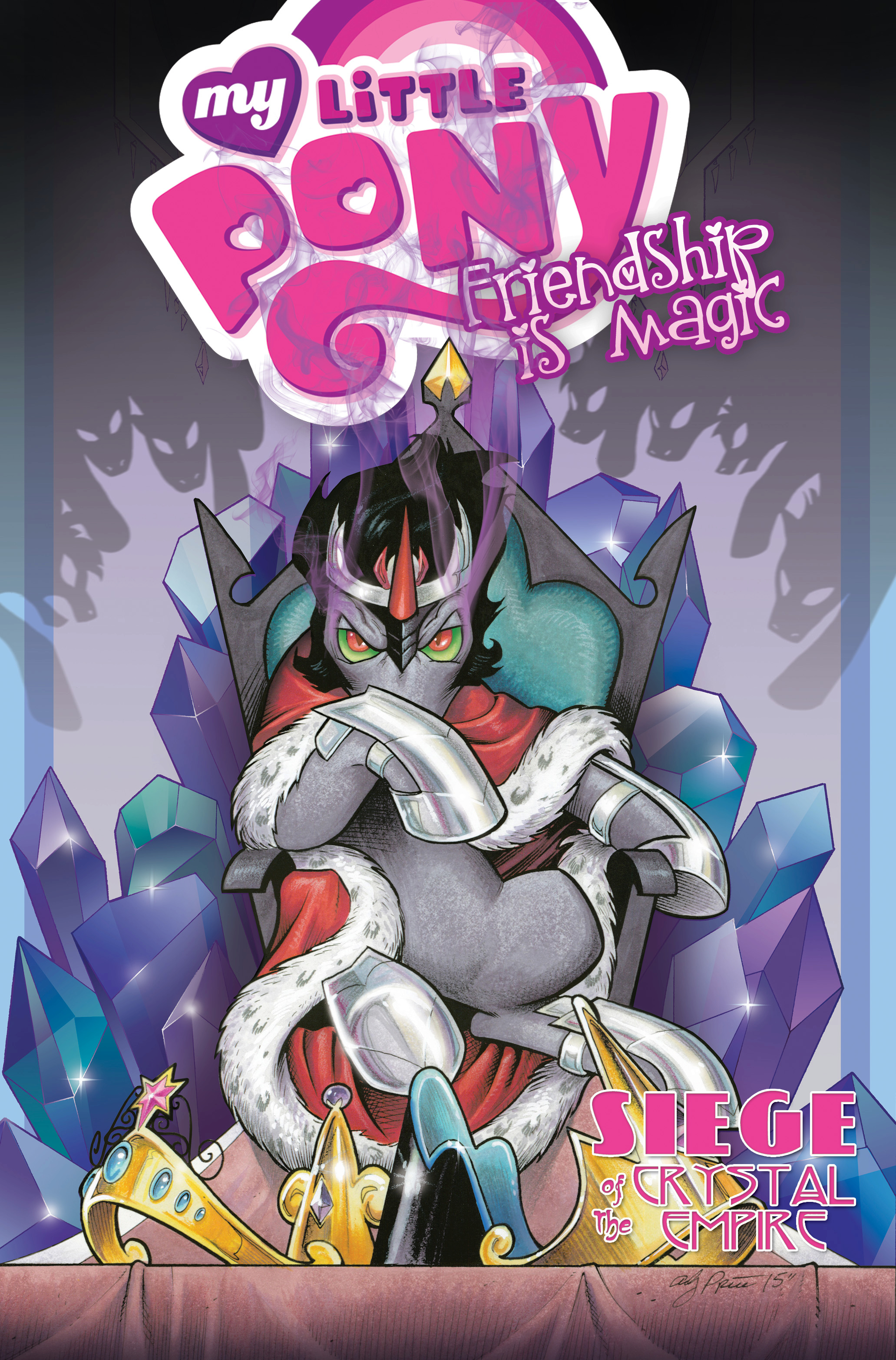 MY LITTLE PONY FRIENDSHIP IS MAGIC TP VOL 09