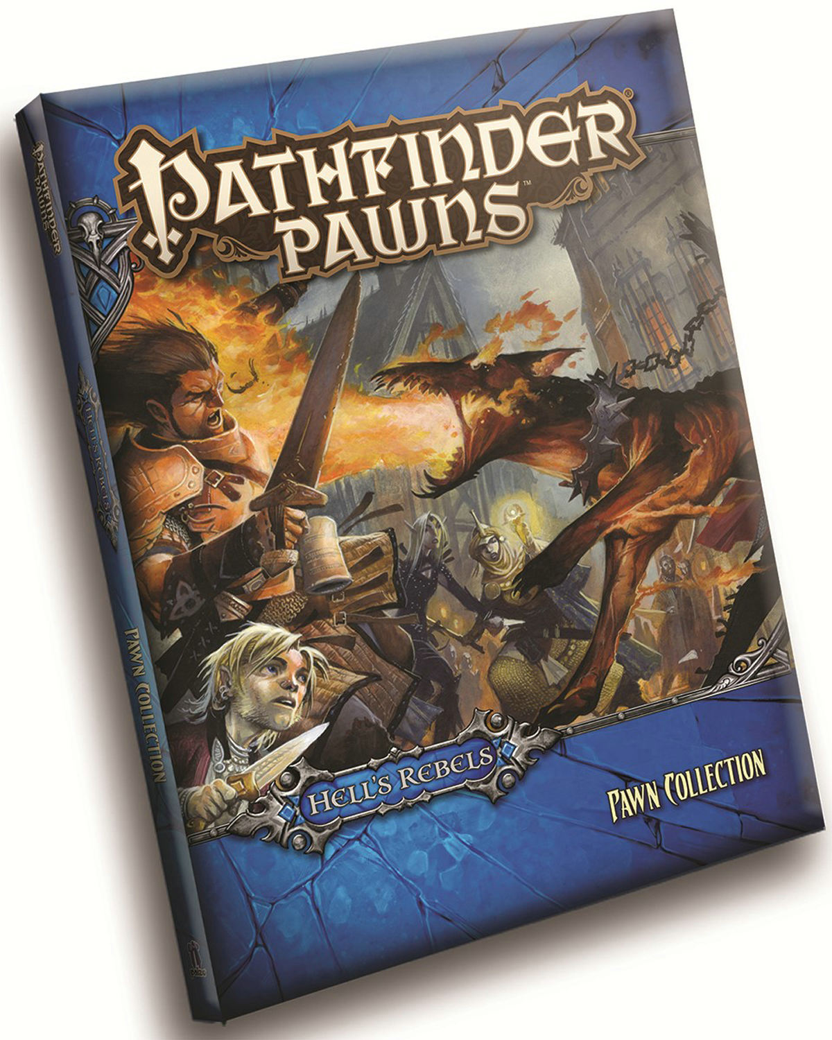PATHFINDER HELLS REBELS ADVENTURE PATH PAWN COLL