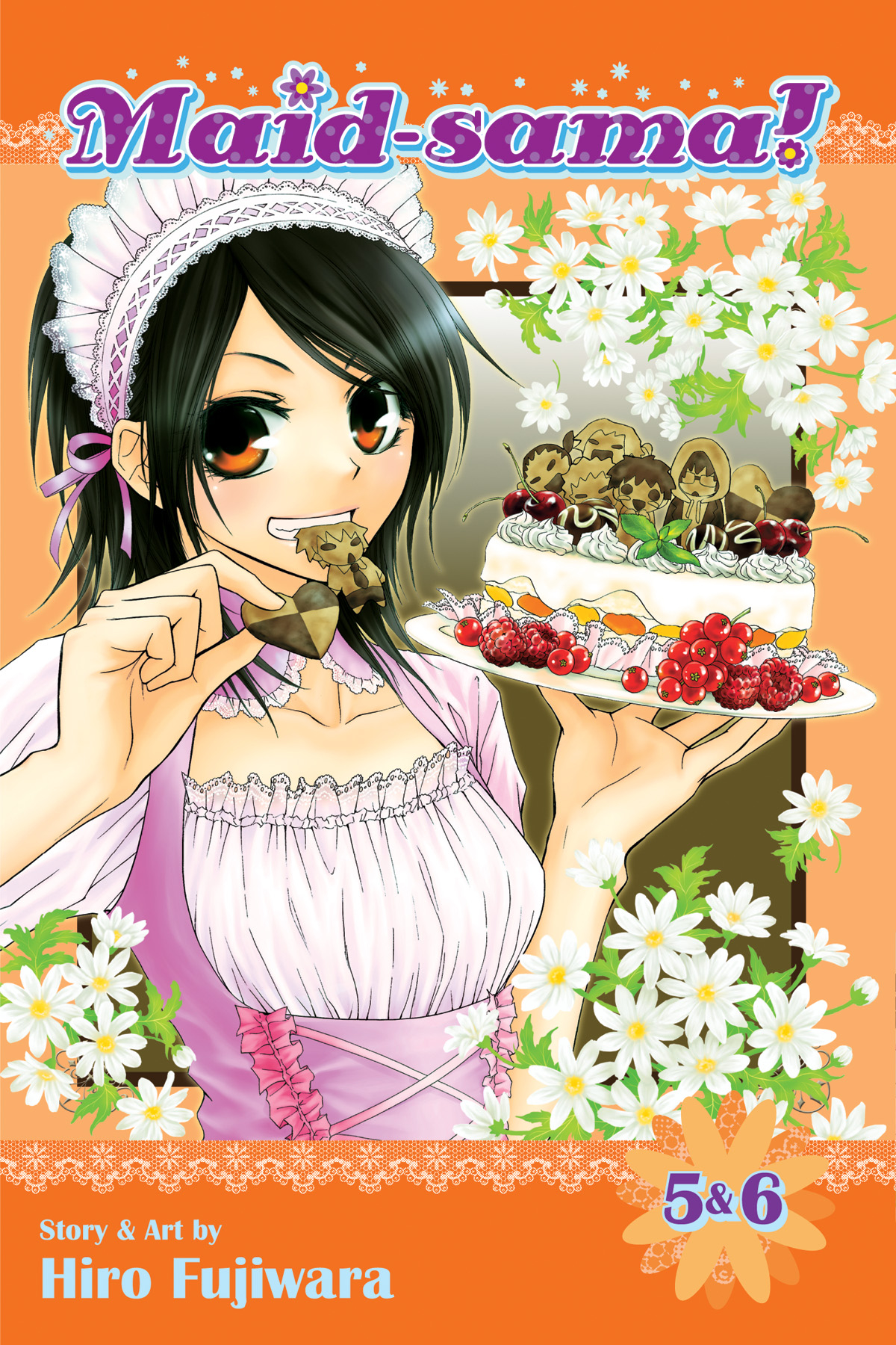 MAID SAMA 2IN1 TP VOL 03
