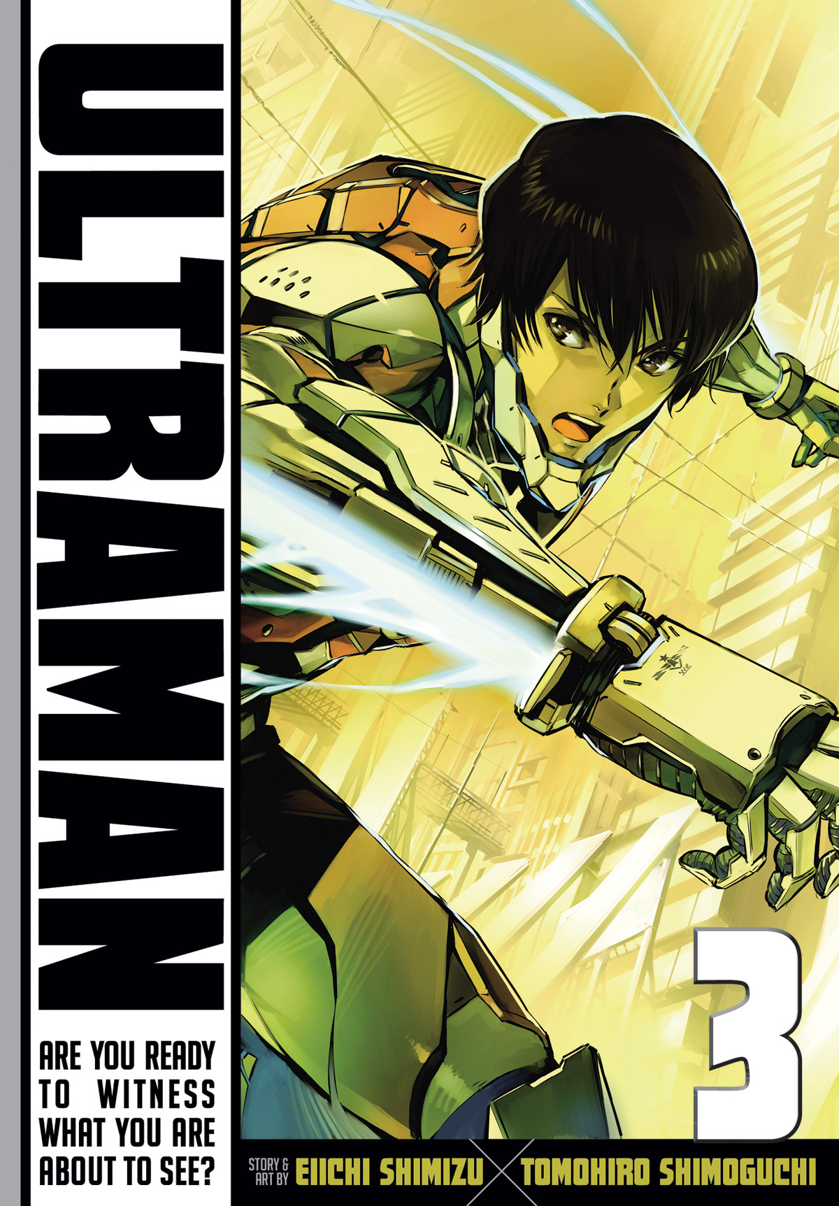 ULTRAMAN GN VOL 03