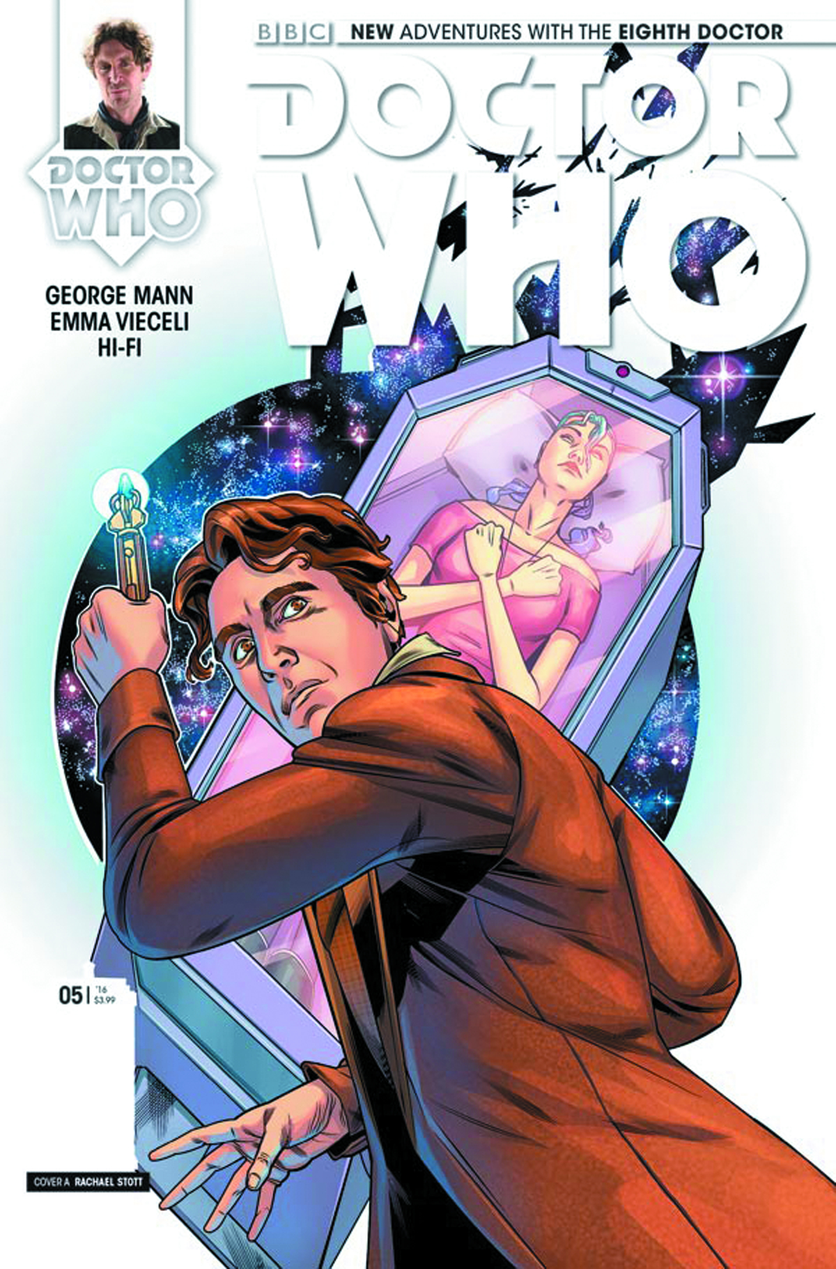 DOCTOR WHO 8TH #5