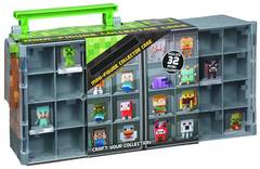 MINECRAFT MINI FIG COLLECTOR CASE