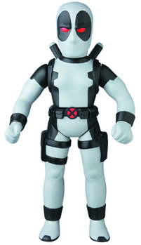 MARVEL RETRO DEADPOOL SOFUBI PX GRAY VER