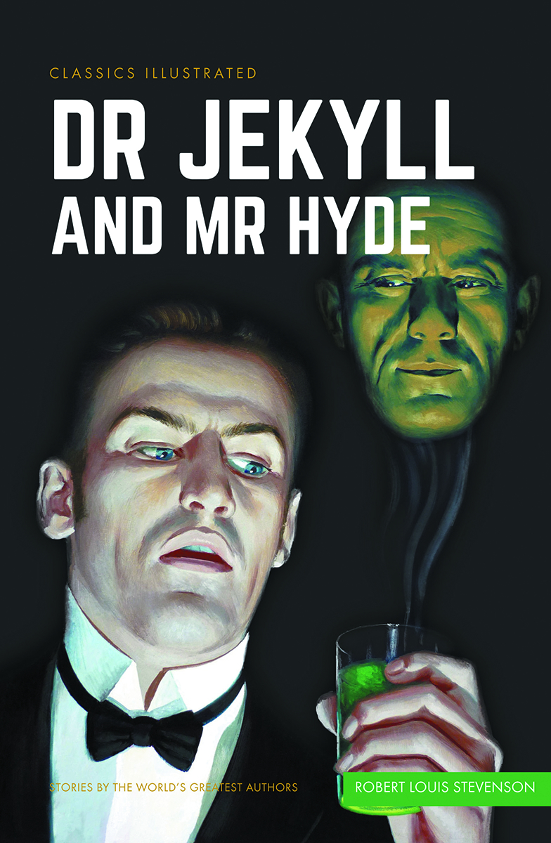CLASSIC ILLUSTRATED TP DR JEKYLL & MR HYDE