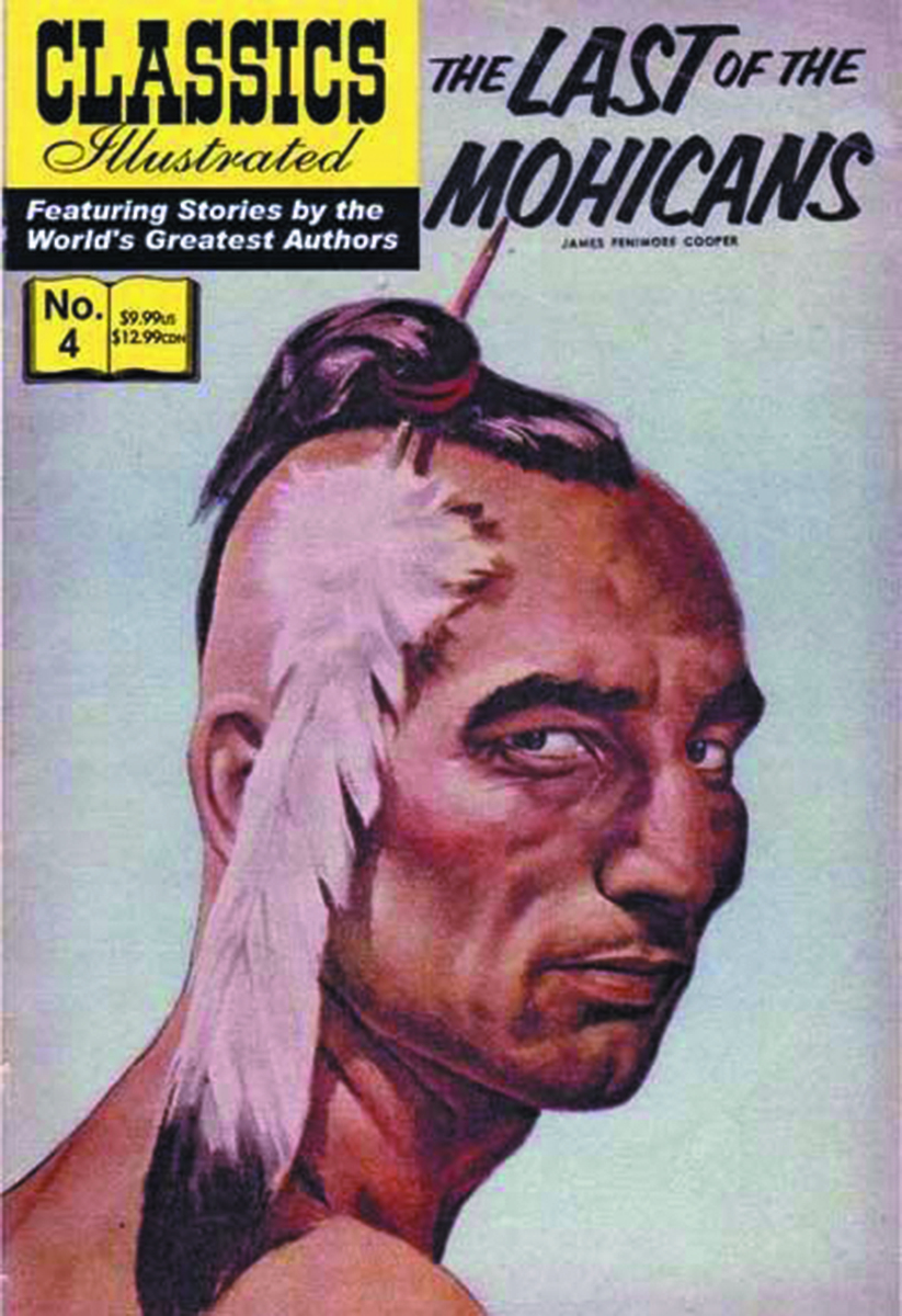 CLASSIC ILLUSTRATED TP LAST OF MOHICANS