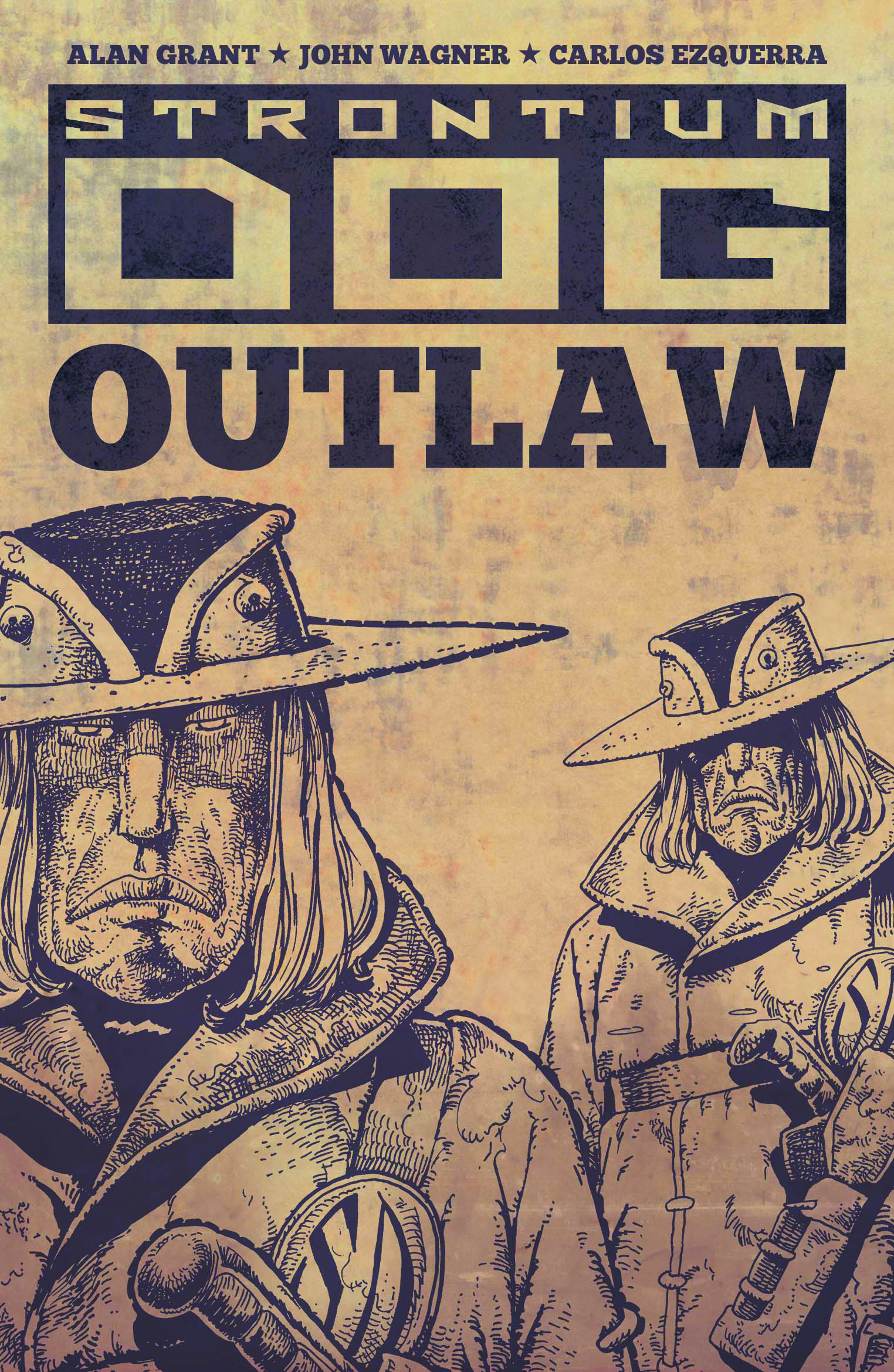 STRONTIUM DOG OUTLAW DIGEST TP