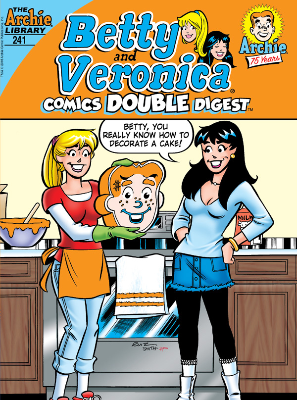BETTY & VERONICA COMICS DOUBLE DIGEST #241