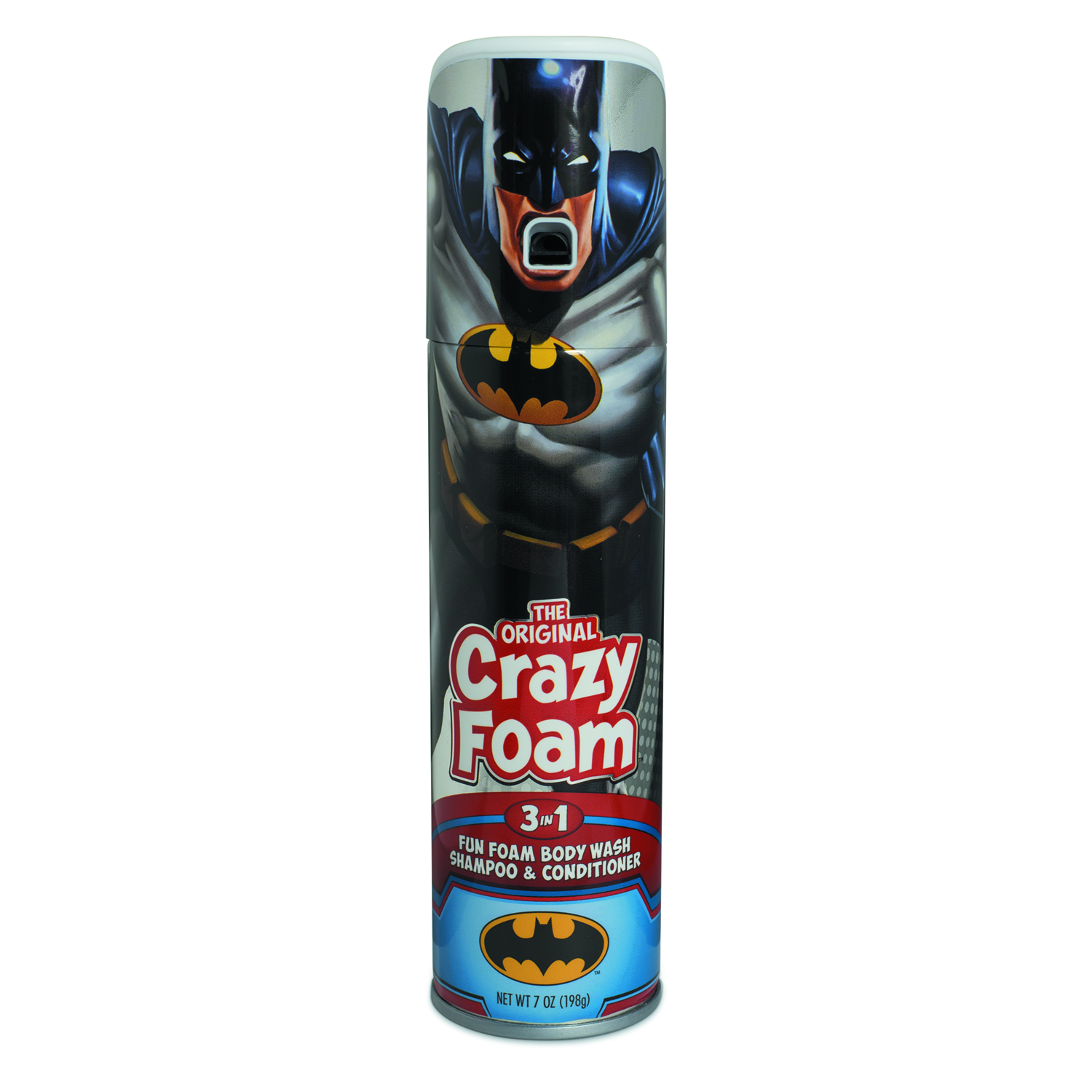 JUSTICE LEAGUE BATMAN CRAZY FOAM