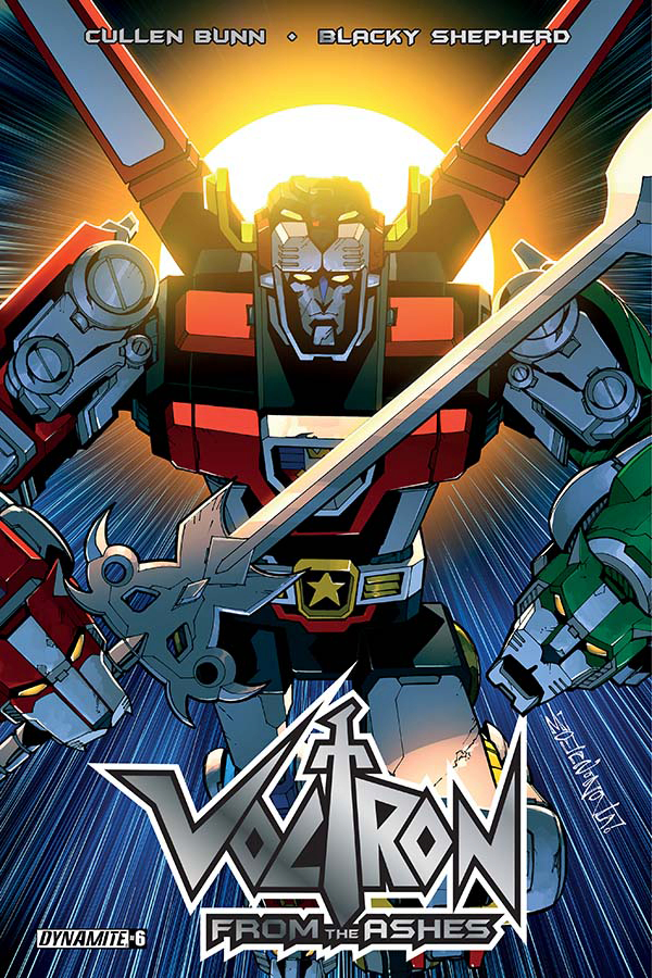 VOLTRON FROM THE ASHES #6