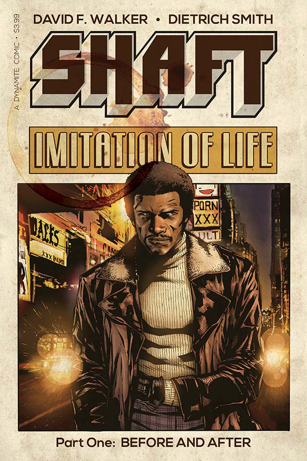 SHAFT IMITATION OF LIFE #1 (OF 4)
