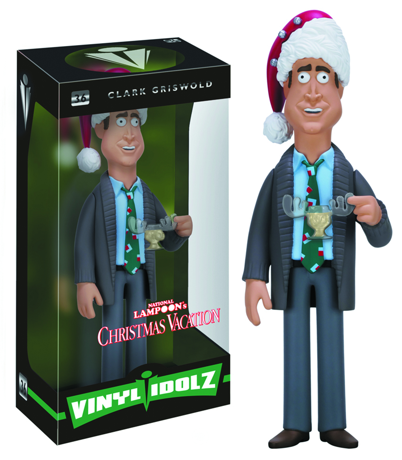 VINYL IDOLZ CHRISTMAS VACATION CLARK GRISWOLD VINYL FIG