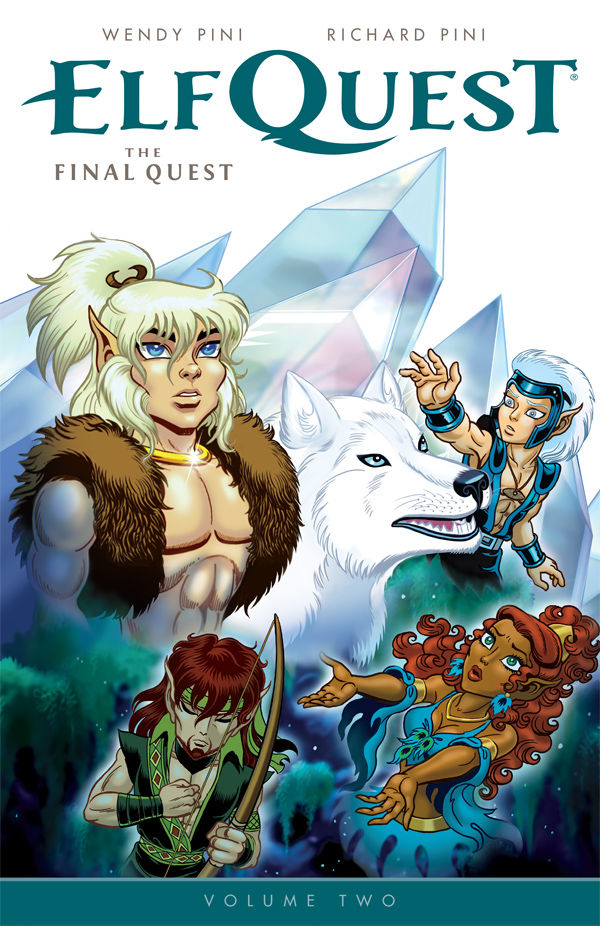 ELFQUEST FINAL QUEST TP VOL 02 (DEC150056)