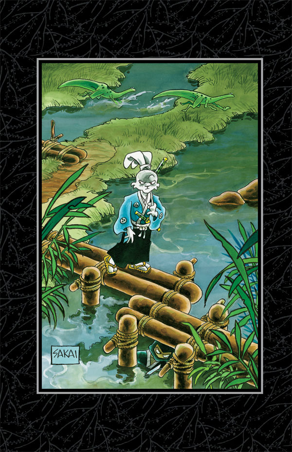 USAGI YOJIMBO SAGA LTD ED HC VOL 06