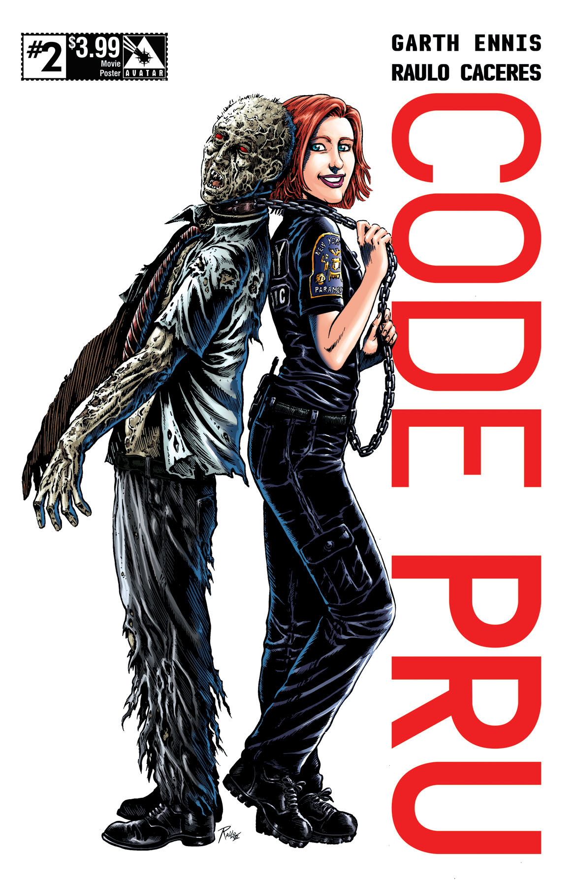 CODE PRU #2 MOVIE POSTER CVR